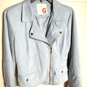 G by Guess Suede Jacket